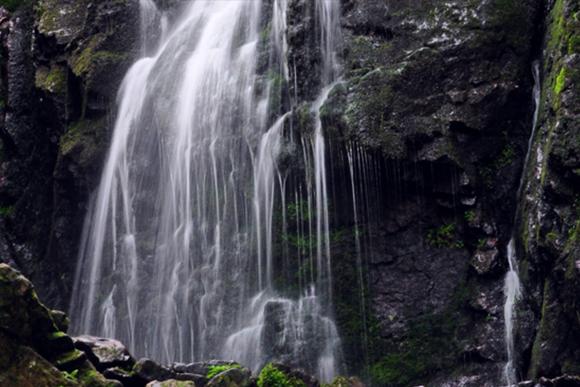 Ausflugsfahrt Burgbachwasserfall