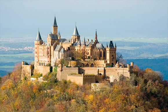 Ausflugsfahrt Burg Hohernzollern
