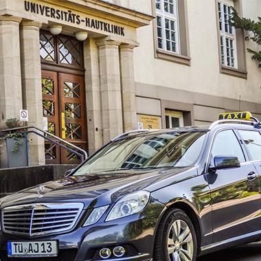 Krankenfahrten - Taxi Tübingen Rottenburg